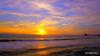 Huntington Beach Sunset Skies