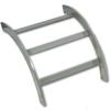 NEXTFRAME Ladder Rack Inside Radius 90 Degree Turns