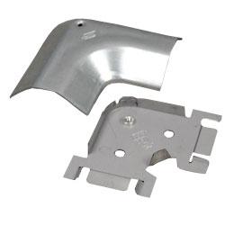 Legrand - Wiremold 2600 Series™ Pancake® Overfloor Steel Raceway 90 Degree Flat Elbow