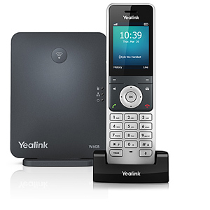 Dect IP Phone Package W60B and W56H