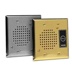 Valcom Flush Mount Doorplate Speaker