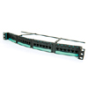 Clarity 5E Curved Patch Panel