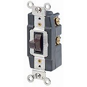 Back and Side Wired 30 amp Momentary Contact 120/277V AC
