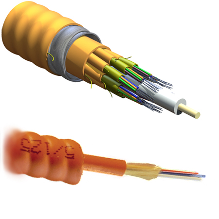 MIC Multimode 50 µm Plenum Cable