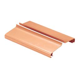 Panduit® 6x4 FiberRunner Split Hinged Cover