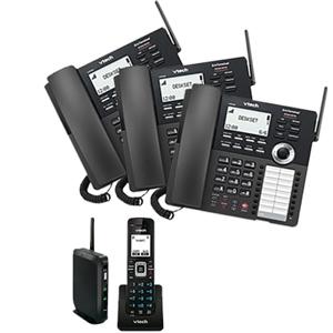 ErisTerminal SIP DECT System Phone Bundle