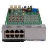 8-Port Analog Single Line Interface Card