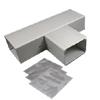 AL3300 Series Steel Tee Fitting