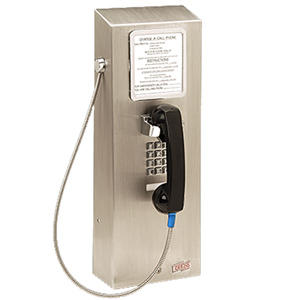 Charge-a-Call Telephone
