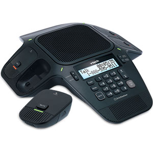 Vtech ErisStation Conference Phone with Wireless Mics