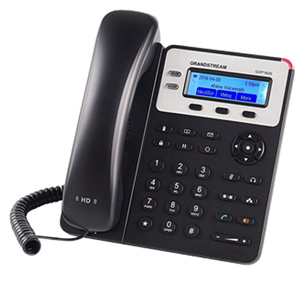 Small Business HD 2-Line IP Phone w/ POE
