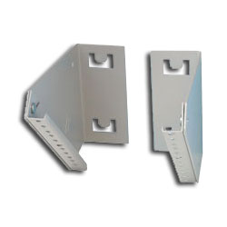 Hubbell REbox Bottom-Hinged Patch Panel Mounting Bracket