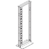 7' Panel Adapter with Cable Management, Single-Sided, 23'' to 19''