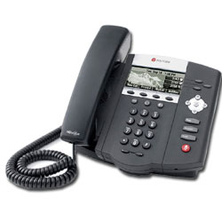 Adtran IP 450, Three Line Telephony