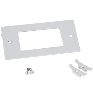 Decorator Style Device Plate for EFB10 Floor Box
