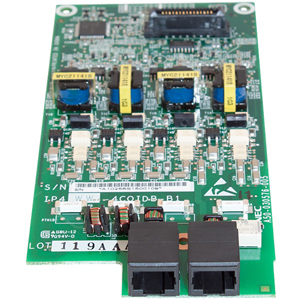 SL2100 3 Port CO Trunk card