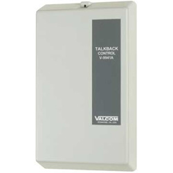Valcom 1 Zone Talkback Page Control
