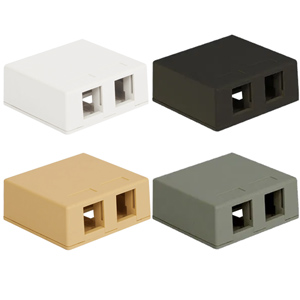 2-Port Surface Mount Box
