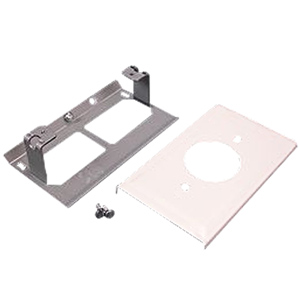 Legrand - Wiremold 3000® Series Single Receptacle Cover
