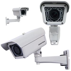 Outdoor Day Night Vari-Focal HD IP Camera