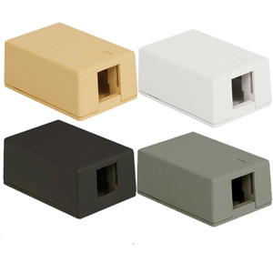 1-Port Surface Mount Box