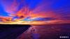 Huntington Beach Blue Day Dawning