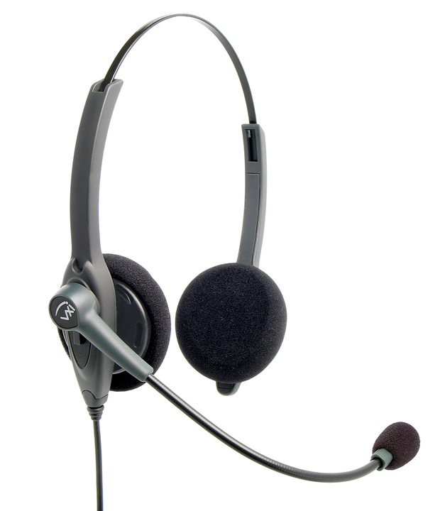 Passport 21 Single-Wire Binaural Headset Direct Connect