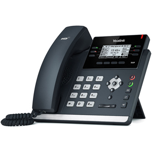T41P Ultra Elegant IP Desk Phone