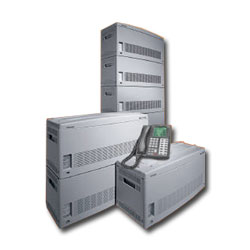 Toshiba Strata DK424 Base Cabinet with Power Supply
