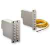 FDC Unit Connector Module, ST Compatible Connectors, MIC Tight-Buffered Cable, 3 m, 12 F, Single-mode (OS2)
