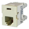 TracJack™ Module, Electrical Ivory