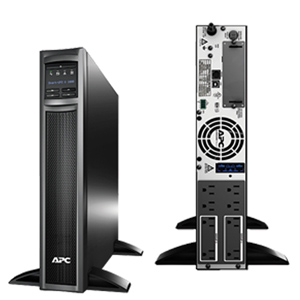 Smart-UPS X 1000VA Rack/Tower LCD 120V