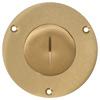 Round Floor Box Flush Cover- 2-1/8