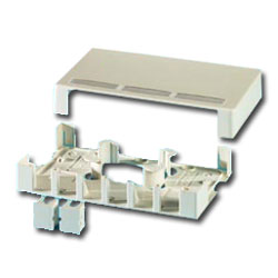 Legrand - Ortronics TracJack Plastic Surface Mount Box