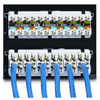 GigaSpeed  XL PatchMax GS3 Category 6 Patch Panel, 24 Port with Termination Manager