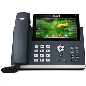 T48S Ultra Elegant Gigabit IP Desk Phone