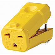 20A 250V Industrial Grade NEMA 6-20 Connector