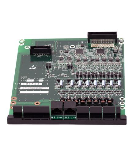 8-Port Analog Station Card