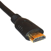 HDMI 1.4 28 AWG Male/Male Gold Plate, 3'