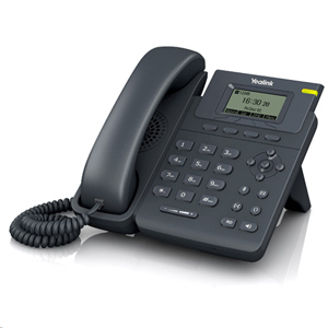 Entry Level IP Phone with 1 Line