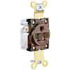 15A/125V Extra Heavy Duty, Weather Resistant Straight Blade Single Receptacle