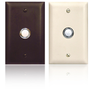 Door Bell Button Panel