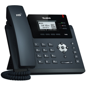 T40G Ultra Elegant IP Desk Phone