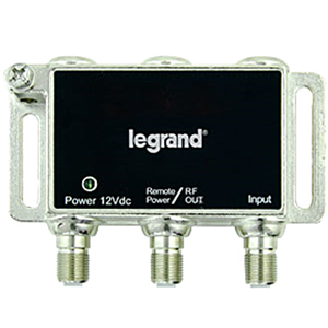 Legrand - On-Q Single Port Digital Cable Amplifier