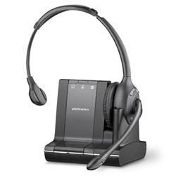 Plantronics Savi W710 Over-the-Head Monaural Wireless Headset System (Standard)