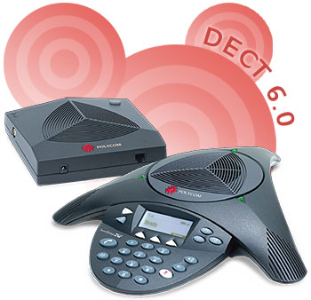 Polycom SoundStation2W DECT 6.0