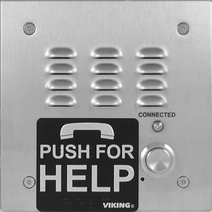 ADA Compliant Emergency Speakerphone