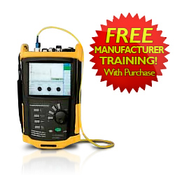 OV-1000 V2 Dual Multimode and Single-Mode Optical Time Domain Reflectometer