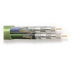 Belden Category 5e 4-Pair UTP 24 AWG Series 6 Banana Peel Composite Cable (500')