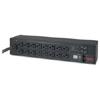 Rack PDU, Metered, 2U, 30A, 120V, (16) 5-20